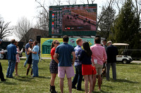 The Hill for tailgating during the 2013 Keeneland Spring Meet